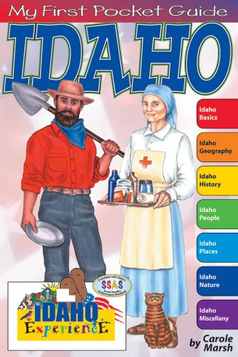 9780635013026: My First Pocket Guide About Idaho (Idaho Experience)