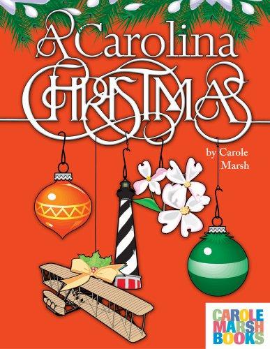 9780635013668: A Carolina Christmas (Carole Marsh Books)