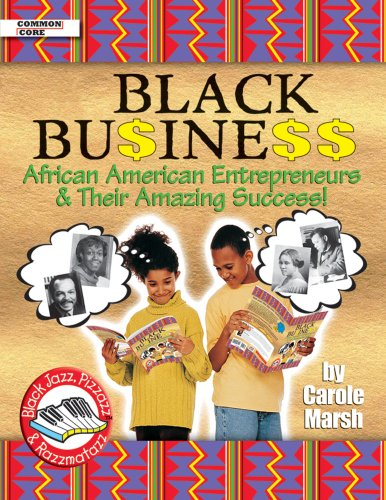 9780635015822: Black Business: African American Entrepreneurs and Their Amazing Success! (Black Jazz)