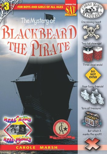 9780635016508: The Mystery of Blackbeard the Pirate (Real Kids Real Places)