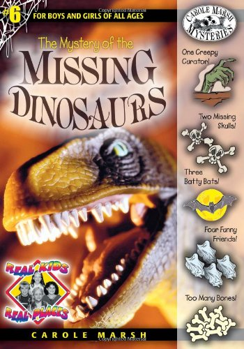 9780635016621: The Mystery of the Missing Dinosaurs (Carole Marsh Mysteries)