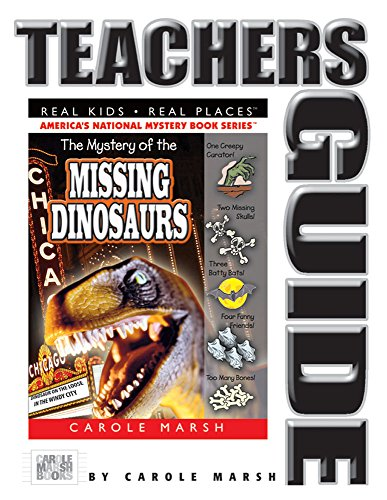 9780635016638: The Mystery of the Missing Dinosaurs Teacher's Guide (6) (Real Kids Real Places)