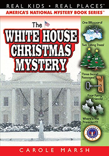 9780635016645: The White House Christmas Mystery (7) (Real Kids Real Places)