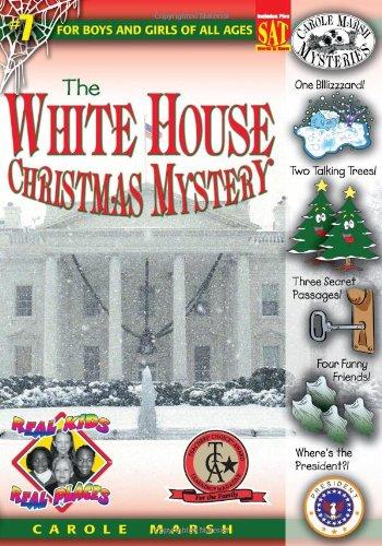9780635016669: The White House Christmas Mystery (Carole Marsh Mysteries)