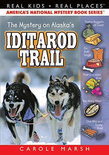9780635016683: The Mystery on the Iditarod Trail (8) (Real Kids Real Places)