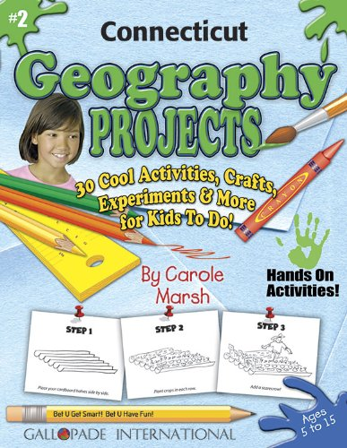 9780635018267: Connecticut Geography Projects - 30 Cool Activities, Crafts, Experiments and More for Kids to Do to Learn About Your State! (2) (Connecticut Experience)