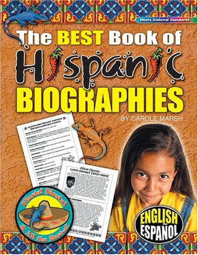 9780635021168: The Best Book of Hispanic Biographies (Fiesta Siesta Rest-A) (English and Spanish Edition)