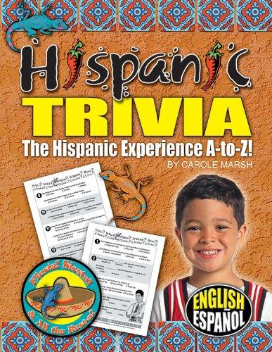 9780635021182: Hispanic Trivia (Fiesta Siesta Rest-A) (English and Spanish Edition)