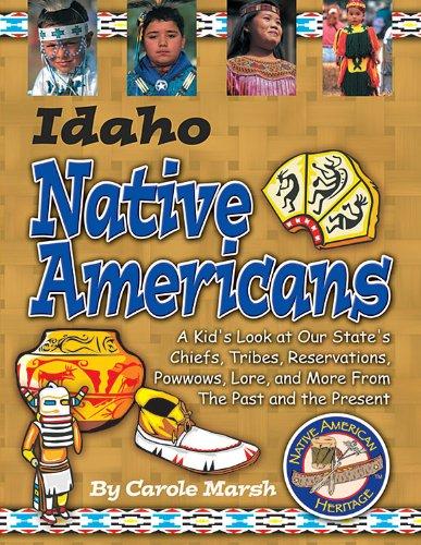 9780635022684: Idaho Native Americans (Idaho Experience)