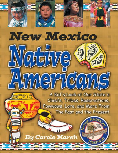 9780635023063: New Mexico Native Americans (New Mexico Experience)