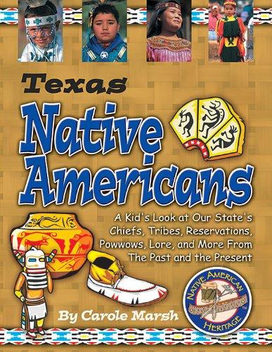 9780635023308: Texas Native Americans (Texas Experience)