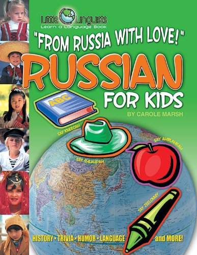 9780635024336: From Russia with Love! Russian for Kids (Little Linguist) (English and Russian Edition)