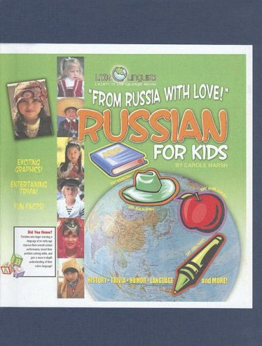 9780635024411: From Russia with Love! Russian for Kids (Little Linguist) (English and Russian Edition)
