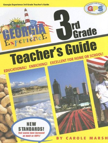 9780635025791: Georgia Experience 3rd Grade Teacher's Guide