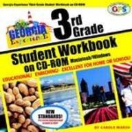 9780635025845: Georgia 3rd Grade Student Workbook on CD ROM