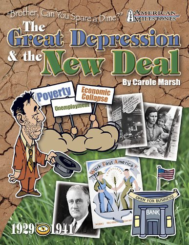 Great Depression and the New Deal: Brother,: Carole Marsh