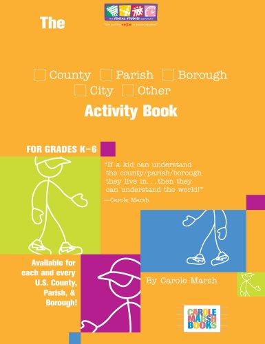 9780635031143: The Wake County North Carolina Activity Book
