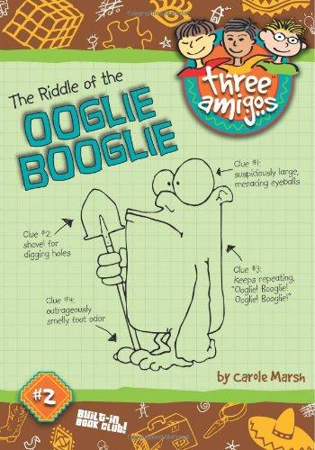 9780635061676: The Riddle of the Ooglie Booglie (2) (Three Amigos)
