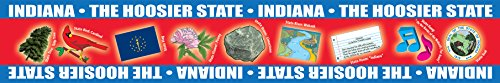 9780635061850: Indiana Borders for Bulletin Boards