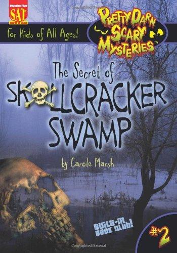9780635062345: The Secret of Skullcracker Swamp (2) (Pretty Darn Scary Mysteries)