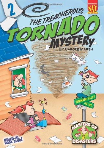 9780635063380: The Treacherous Tornado Mystery (2) (Masters of Disasters)