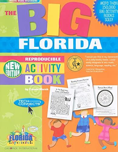 9780635064080: The BIG Florida Reproducible Activity Book-New Version (Florida Experience)
