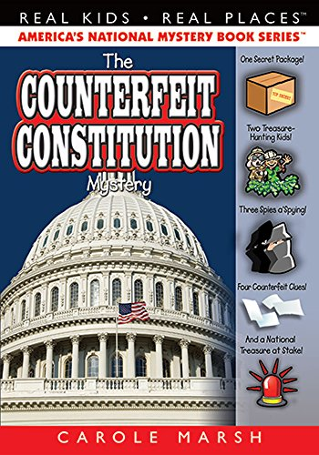9780635065124: The Counterfeit Constitution Mystery (20) (Real Kids Real Places)