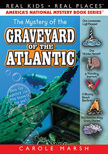 9780635065155: The Mystery of the Graveyard of the Atlantic (23) (Real Kids Real Places)