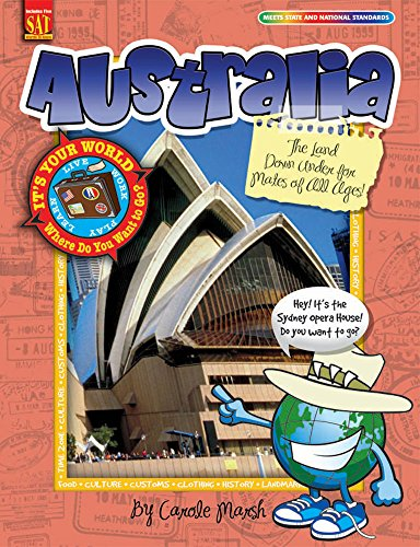 9780635068231: Australia: The Land Down Under for Mates of All Ages!
