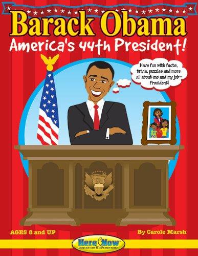 9780635068484: Barack Obama-America's 44th President (Here & Now)