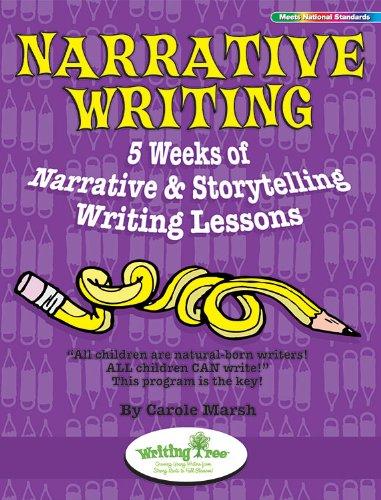 9780635069627: Narrative Writing: 5 Weeks of Narrative & Storytelling Writing Lessons