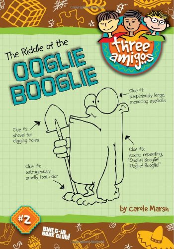 9780635070098: The Riddle of the Ooglie Booglie (2) (Three Amigos)