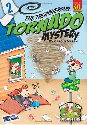 9780635070302: The Treacherous Tornado Mystery (2) (Masters of Disasters)