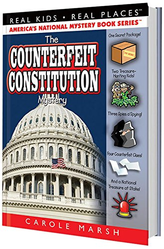 9780635070432: The Counterfeit Constitution Mystery (20) (Real Kids Real Places)