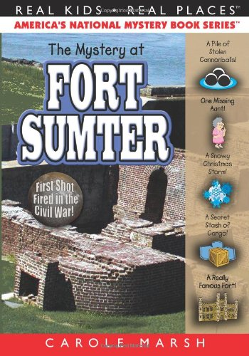 9780635074294: The Mystery at Fort Sumter: First Shot Fired in the Civil War! (29) (Real Kids Real Places)