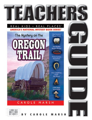 9780635074416: The Mystery on the Oregon Trail Teacher's Guide (33) (Real Kids Real Places)
