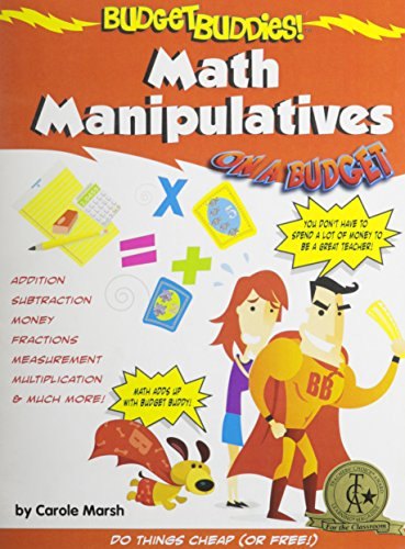 9780635075024: Budget Buddies Math Manipulatives