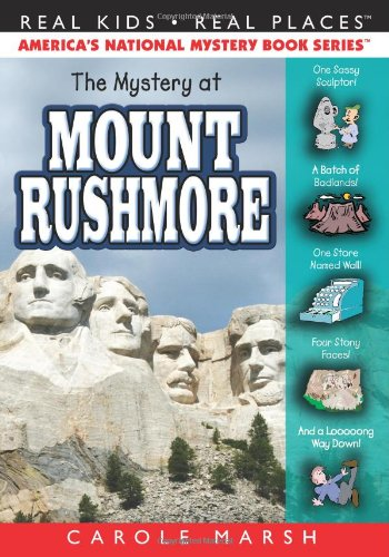 9780635075987: The Mystery at Mount Rushmore (39) (Real Kids Real Places)