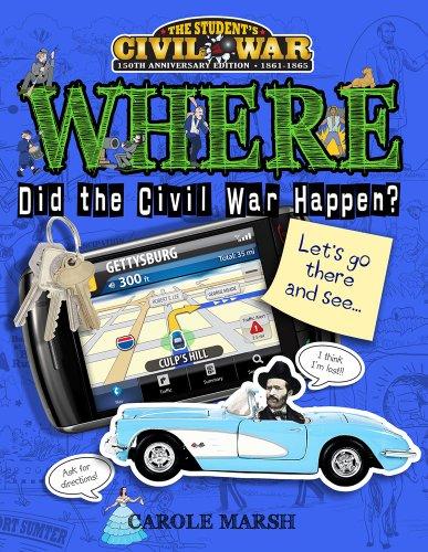 9780635076427: WHERE Did the Civil War Happen?