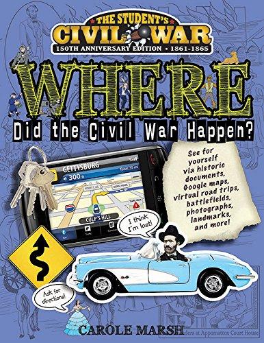 9780635076489: WHERE Did the Civil War Happen?