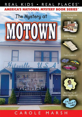 9780635079541: The Mystery at Motown