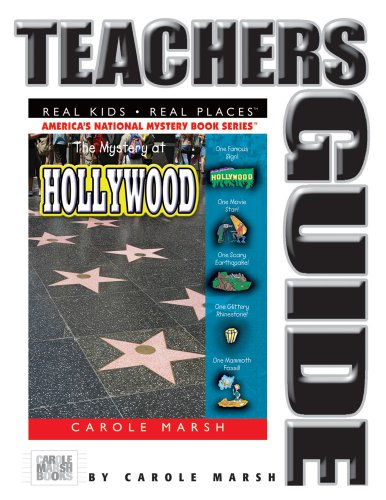 The Mystery at Hollywood Teacher's Guide (41): Marsh, Carole