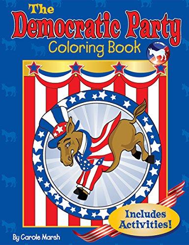 9780635079770: The Democratic Party Coloring Book (Patriotic Favorites)