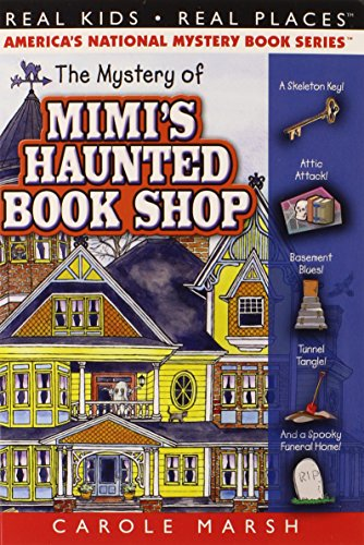 9780635080844: The Mystery of Mimi's Haunted Book Shop (48) (Real Kids Real Places)