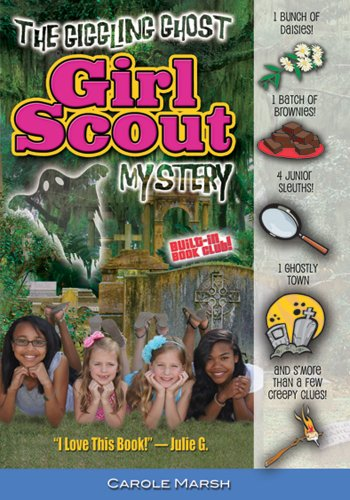 9780635102300: The Giggling Ghost Girl Scout Mystery (Girl Scout Mysteries)