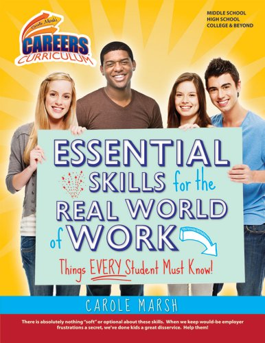9780635105516: Essential Skills for the Real World of Work: Things EVERY Student Must Know! (Careers Curriculum)