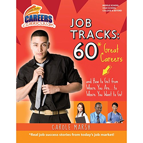 9780635105523: Job Tracks: 60* Great Careers...and How to Get From Where You Are...to Where you Want to Go! (Careers Curriculum)