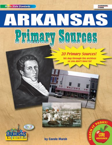 9780635107329: Arkansas Primary Sources (Arkansas Experience)