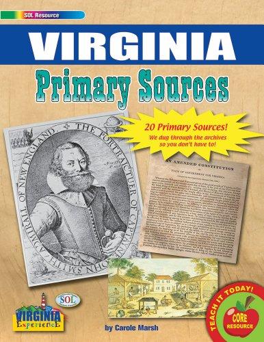 9780635107749: Virginia Primary Sources (Virginia Experience)