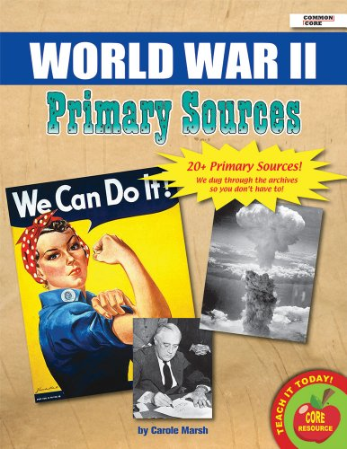 9780635108425: World War II Primary Sources Pack (20)
